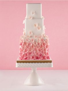 Fortnum & Mason's New Wedding Cake Collection ~ London
