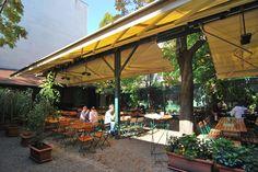 Silberwirt Gastgarten (c) Marlene Mautner stadtbekannt.at Patio, Outdoor Decor, Home Decor, Outer Space, Homemade Home Decor, Yard, Terrace, Decoration Home, Interior Decorating