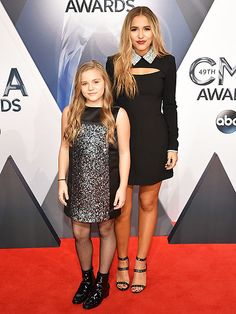 The Stella Sisters - CMA Awards 2015: Best Dressed of the Night : People.com