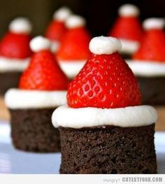 Christmas Brownies by Jessica Weingarten