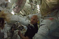 #LucaParmitano preps for second #spacewalk #Volare