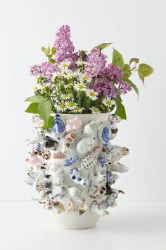 "beatpie: "" Cornelis Souvenir Vase from Anthropologie """