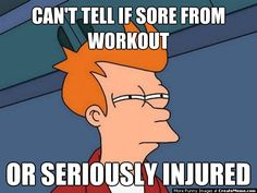 workout memes   Futurama Fry Memes Create Meme
