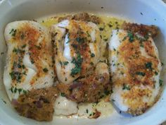 Baked Stuffed Sole – Farmer's Daughter