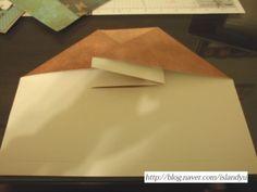 돈봉투 접기 방법- 추석맞이 돈 봉투 : 네이버 블로그 Plastic Cutting Board, Origami, Origami Paper, Origami Art