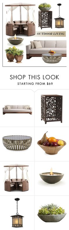 """Outdoor Living"" by monmondefou on Polyvore"