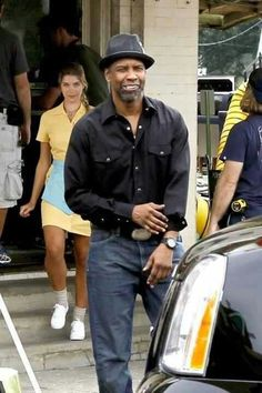Denzel Washington-this man gets finer & finer each & every freakin day! Denzel Washington, Black Is Beautiful, Gorgeous Men, Afro, Le Talent, Michael Ealy, Black Actors, Training Day, Dwayne Johnson