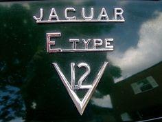 jaguar e-type v 12