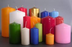What Candle Scents Mean