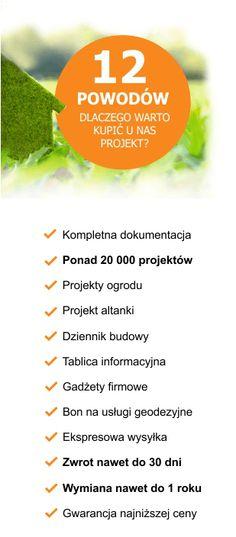 DOM.PL™ - Projekt domu Mój Dom Tapien CE - DOM BM2-70 - gotowy koszt budowy Houses, Blue Prints