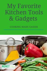 My Favorite Kitchen Tools & Gadgets. To make cooking easier. Meal Planning. Grocery Budget. Grocery Shopping.