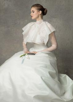 angel sanchez - bridal spring 2017