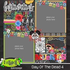 Day of The Dead Quickpage 4