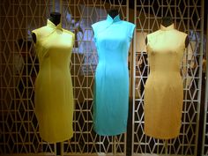 The Evergreen Classic: Transformation of the Qipao @ HK Museum of History review | Through The Looking Glass