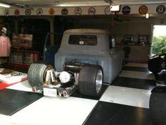 Pro-Street Chevy