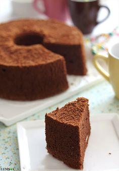 Chiffon de Chocolate na Varoma