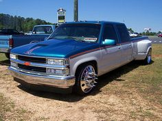 CHEVY DUALLY | by classicfordz