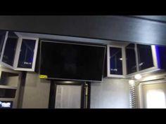 2018 DRV Full House LX410 Luxury Fifth Wheel Walk Through Video - YouTube