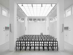 German Architecture Museum : Deutsches Architekturmuseum : DAM, Frankfurt | O.M. Ungers