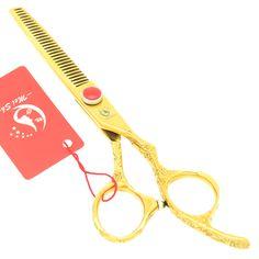 "6.0"" Meisha Hairdressing Salon Thinning Shears Professional Hairdressing Scissors JP440C Hair Cutting Scissors Beauty New,HA0342 #Affiliate"