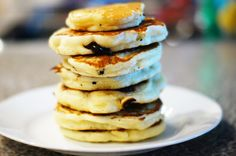 fat, fluffy, pancakes, fluffy pancakes, recipe, foodie, food, yummy, flapjacks, chocolate chip