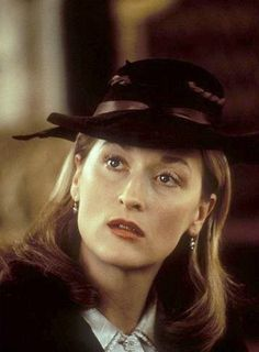 Meryl Streep as a French Resistance fighter in the 1985 film 'Plenty'