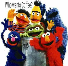 Today is Sesame Street Day! There are very few of us who have not been impacted by Sesame Street in our childhood Sesame Street Muppets, Sesame Street Characters, Sesame Street Party, Sesame Street Birthday, Muppet Show, Mejores Series Tv, Bert & Ernie, Fraggle Rock, Photo Vintage