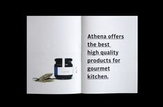 Athena Branding and Editorial Design | Abduzeedo Design Inspiration