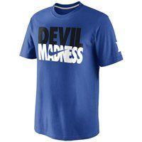 Nike Duke Blue Devils Tourney Madness T-Shirt