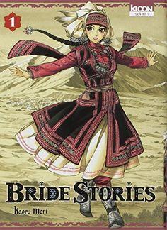 Bride Stories, Tome 1 - FAUVE D'ANGOULEME 2012 - PRIX INTERGENERATIONS - MORI Kaoru - Livres