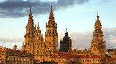 Cathédrale de Santiago de Compostela – Saint-Jacques-de-Compostelle, la Corogne (Espagne)