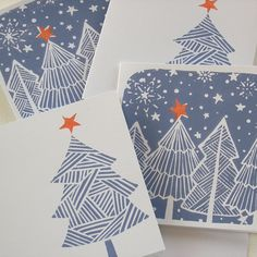 Image result for christmas linocut designs