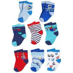 Nordstrom Red Eye Socks 3 Pack Toddler Little Boys By