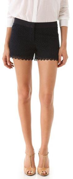 Diaz Lace Shorts