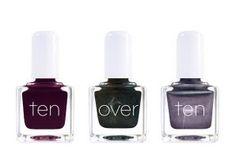 Ten Over Ten's Fall 2013 Polishes