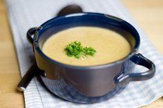 Rezept für ganz klassische Maronensuppe