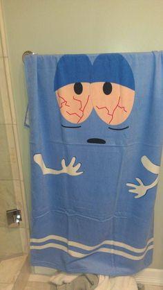 Who needs a towel?