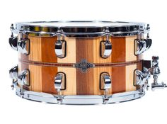 Liberty drums unique series snare drum.