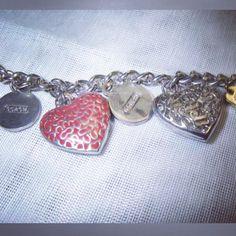 #Coach charm bracelet http://www.shopgoodwill.com/auctions/Set-of-2-Womens-Bracelets-27764085.html