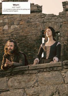 Voyager Sassenach : Outlander definitions.- Wait. (x)