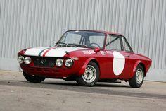 1970 Lancia Fulvia Coupe HF Rally Car