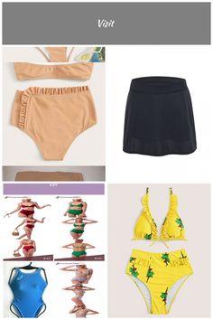 Swimsuit high waist Nude bikini set Material: polyamide spandex Size M Swim Bikinis swimsuit colors High Waist Book And Magazine, Swimsuits, Swimwear, Magazine Design, Bikini Set, High Waist, Nude, Spandex, Colors