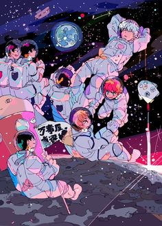 Gintama   銀魂   But in space