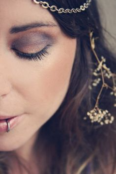 the bohemian collective.  makeup from Cosmic Bath & Beauty.