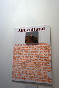 Portada de Jan Monclús para #ABCCultural #25Aniversario #ARCO2016 Feria Arco Madrid. #FeriaArte #ArtFair #ArteContemporáneo #ContemporariArt #Art #Arte #Arterecord 2016 https://twitter.com/arterecord