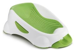 Clean Cradle Tub Green New Infant Bathing Safety Chair Toddler Tub Baby Bath Sea Baby Bath Seat, Baby Tub, Bath Seats, Baby Bath Time, Baby Shower, Tub Cleaner, Baby Head, Kids Store, Baby Safe