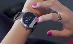 Moto 360 smartwatch Walkthrough Video - wearable technology #wearables