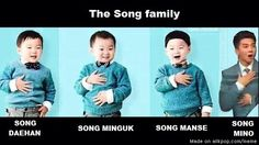 the song family