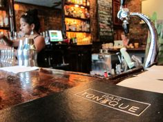 Bar Tonique. Home to a killer noon to 5 p.m. happy hour with $5 craft cocktails, and now a new biweekly late night pop up on Wednesdays at 11:59 with $3 and $5 cocktails.