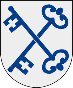 Coat of arms of the municipality of Luleå, Sweden